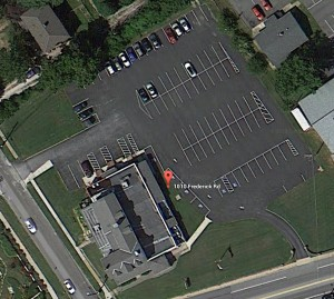 1010 Frederick Road -- Satellite View
